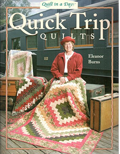 9781891776212: Quick Trip Quilts (Quilt in a Day)