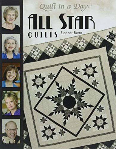 9781891776922: Quilt In A Day All Star Quilts