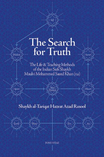 The Search for Truth: The Life and Teaching Methods of the Indian Sufi Shaykh Hazrat Maulvi ...