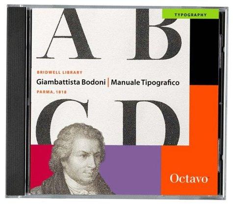 Manuale Tipografico (Italian Edition): Giambattista Bodoni