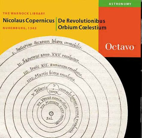 De Revolutionibus Orbium Coelestium, Libri: Vol 1: Copernicus, Nicolaus/ Gingerich,