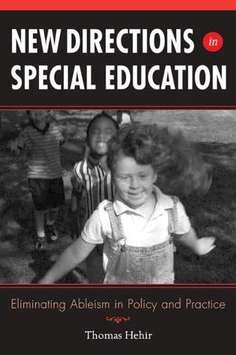 9781891792618: New Directions in Special Education: Eliminating Ableism in Policy and Practice