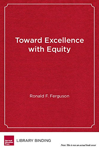9781891792793: Toward Excellence with Equity: An Emerging Vision for Closing the Achievement Gap