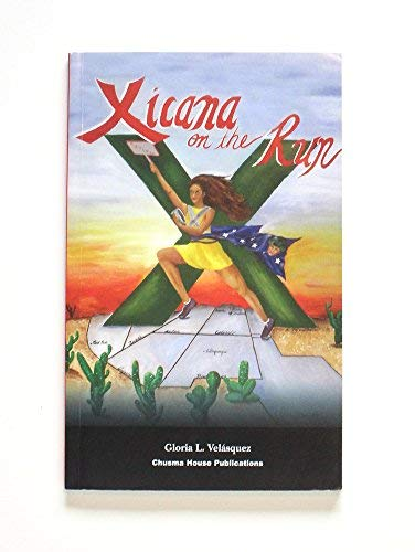 9781891823091: Xicana on the Run