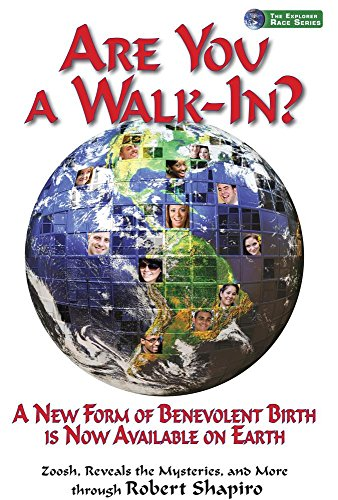 9781891824401: Are You A Walk-In? (Explorer Race)