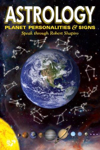 Astrology: Planet Personalities & Signs (Explorer Race): Shapiro, Robert