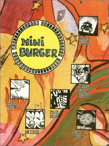 9781891830266: Miniburger Box Set