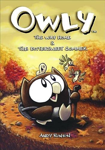 Owly, Vol. 1: The Way Home &: Andy Runton