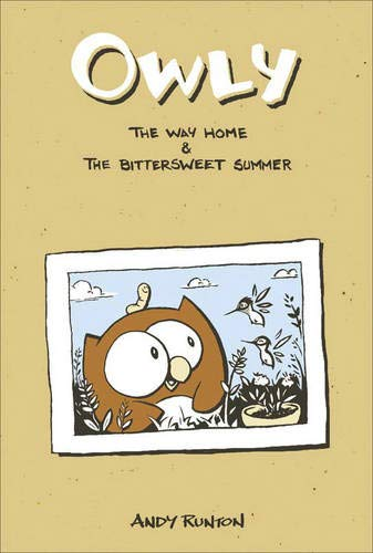 9781891830624: Owly, Vol. 1: The Way Home & The Bittersweet Summer