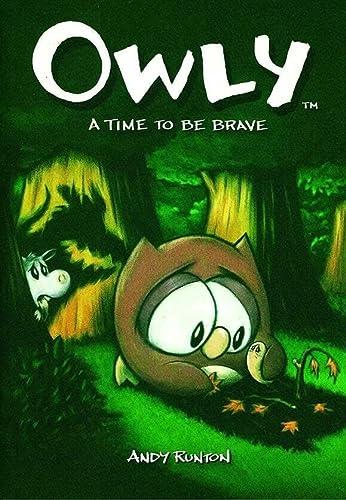 9781891830891: Owly, Vol. 4: A Time to be Brave (v. 4)