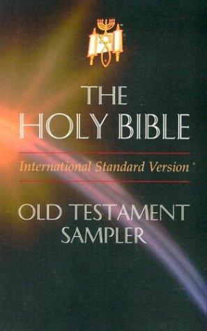 9781891833052: Old Testament Sampler-ISV