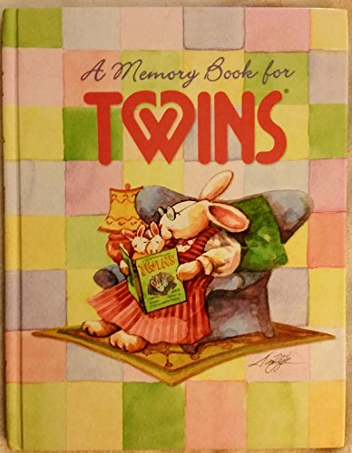 9781891846267: A Memory Book for Twins (2003-05-04)
