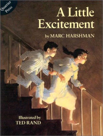 A Little Excitement: Marc Harshman, Ted