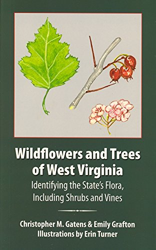 9781891852633: Wildflowers and Trees of West Virginia