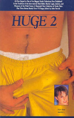 9781891855108: Huge 2: A New Collection of Erotic Tales
