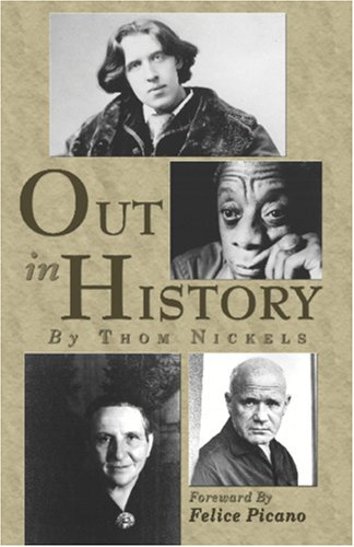 9781891855580: Out In History: Collected Essays