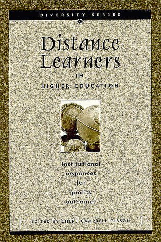 9781891859236: Distance Learners in Higher Education: Institutional Responses for Quality Outcomes (Diversity Series No. 1)