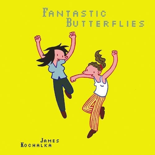 Fantastic Butterflies (1891867180) by James Kochalka