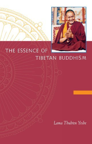 9781891868085: The Essence of Tibetan Buddhism: The Three Principal Aspects of the Path and an Introduction to Tantra