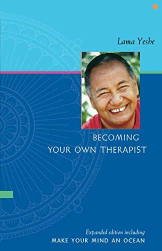 9781891868139: Becoming Your Own Therapist : Expanded Edition Including Make Your Mind An Ocean