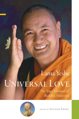 9781891868191: Universal Love: The Yoga Method of Buddha Maitreya