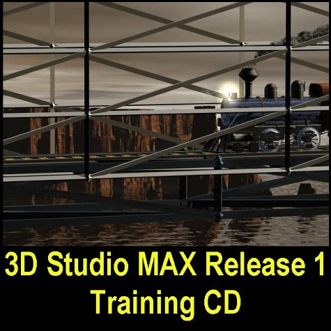 9781891873003: 3D Studio MAX : Training CD (Complete Support Series)