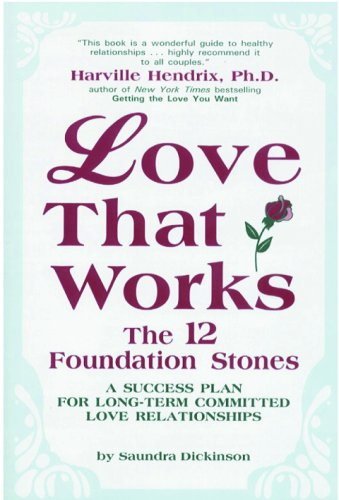 9781891874109: Love That Works: The 12 Foundation Stones