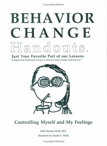 9781891881329: Controling Myself and My Feelings: Behavior Change Handouts