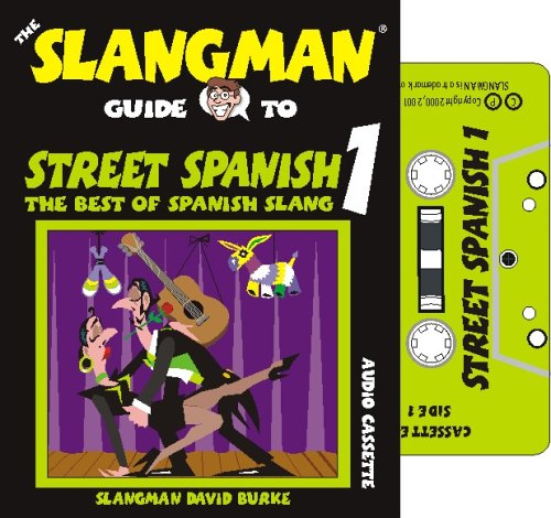9781891888182: Street Spanish 1 (Slangman Guides) (Spanish Edition)