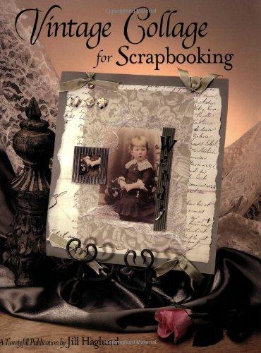 9781891898051: Vintage Collage for Scrapbooking