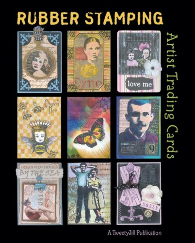 9781891898112: Rubber Stamping Artist Trading Cards