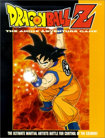 DragonBall Z: The Adventure Game of the: Pondsmith, Mike