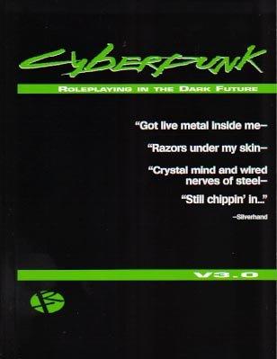Cyberpunk v3.0: Pondsmith, Mike; Pondsmith,