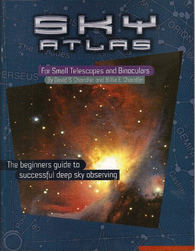 9781891938191: Sky Atlas for Small Telescopes and Binoculars
