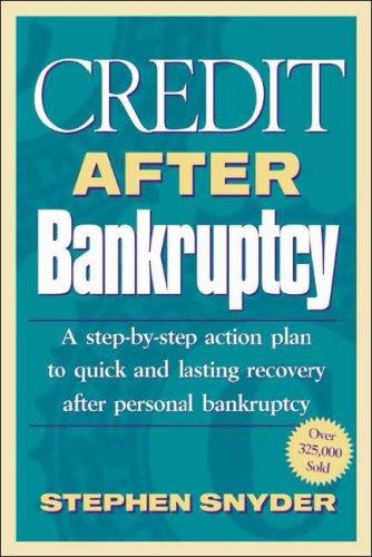 9781891945106: Credit After Bankruptcy