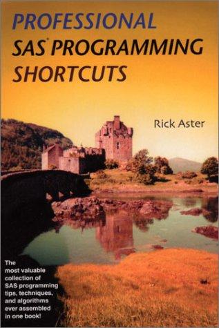 9781891957062: Professional SAS Programming Shortcuts