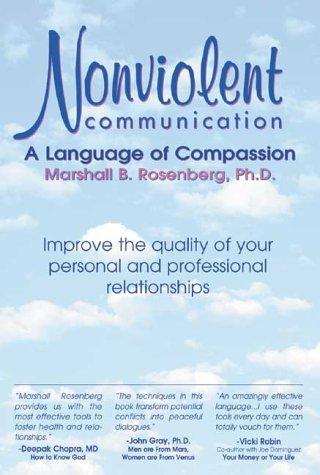 9781892005021: Nonviolent Communication: A Language of Compassion