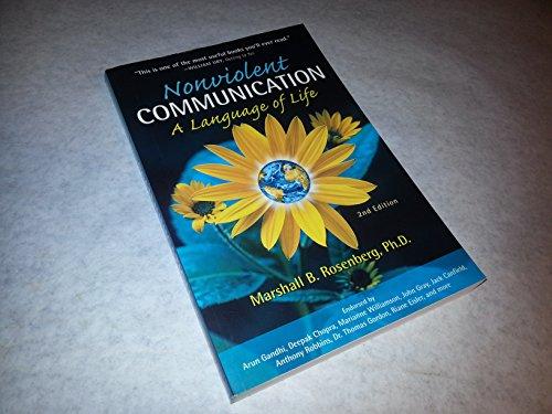 9781892005038: Nonviolent Communication: A Language of Life