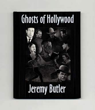 Ghosts Of Hollywood And Other Poems ( Signed ): Butler, Jeremy [Stuart M. Kaminsky]