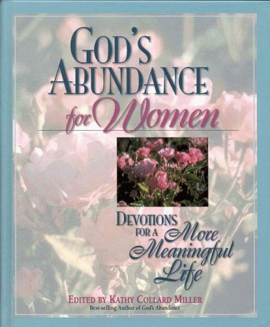 9781892016140: God's Abundance for Women: Devotions for a More Meaningful Life