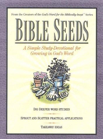 9781892016447: Bible Seeds