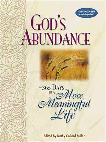 9781892016621: God's Abundance