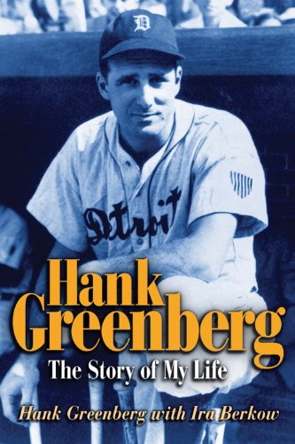 9781892049230: Hank Greenberg: The Story of My Life