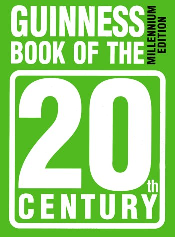 9781892051059: Guinness Book of the 20th Century