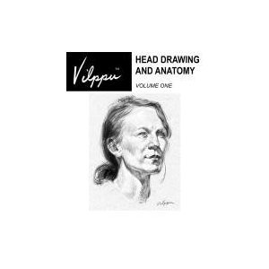 9781892053091: Head Drawing and Anatomy: Volume One
