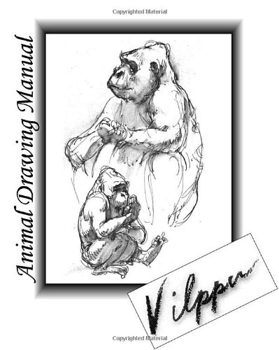 9781892053121: Vilppu's Animal Drawing Manual