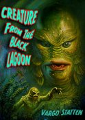 Creature From the Black Lagoon Signed Limited: Vargo Statten