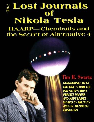9781892062130: The Lost Journals of Nikola Tesla