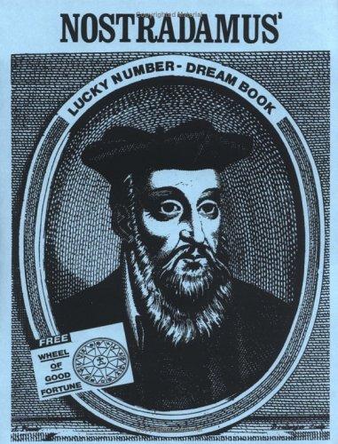 9781892062154: Nostradamus' Lucky Number Dream Book