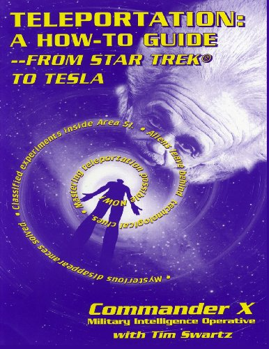9781892062437: Teleportation How to Guide : From Star Trek to Tesla